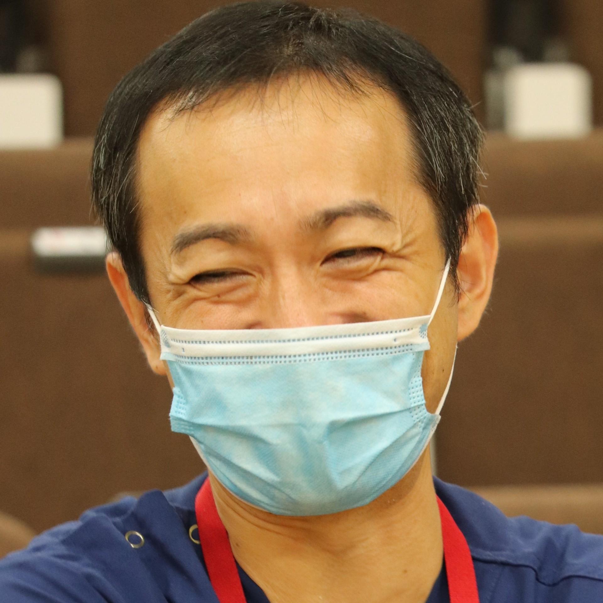 救急科 部長 寺坂 勇亮 医師